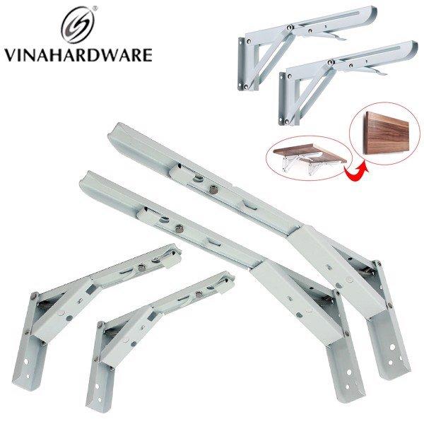Pát sắt vuông kệ hoặc bàn xếp gọn P4555