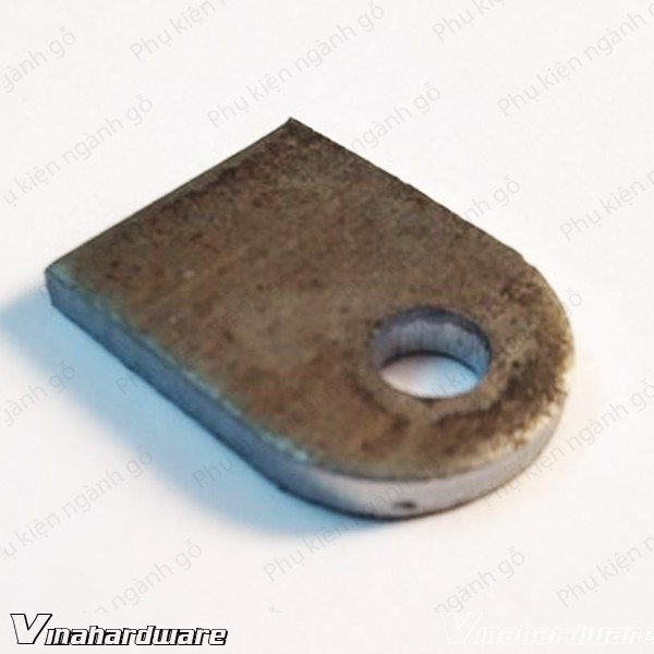 Pát (bas) sắt bắt vít BAS20252 khung bàn ghế dài 20 đến 25 dày 2 ly (cái)