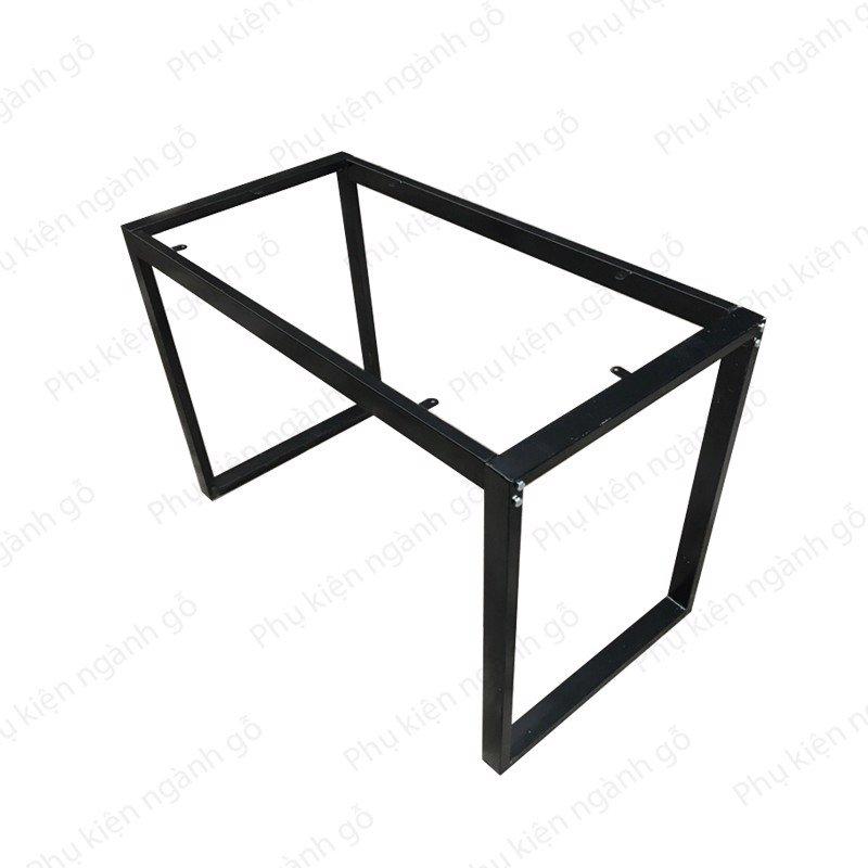 Chân bàn sắt hộp vuông SP002826 (Cái)