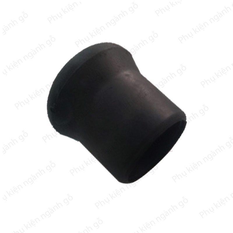 Nút cao su chân ghế, phi trong 25mm, Cao 40mm NNT25 (cái)