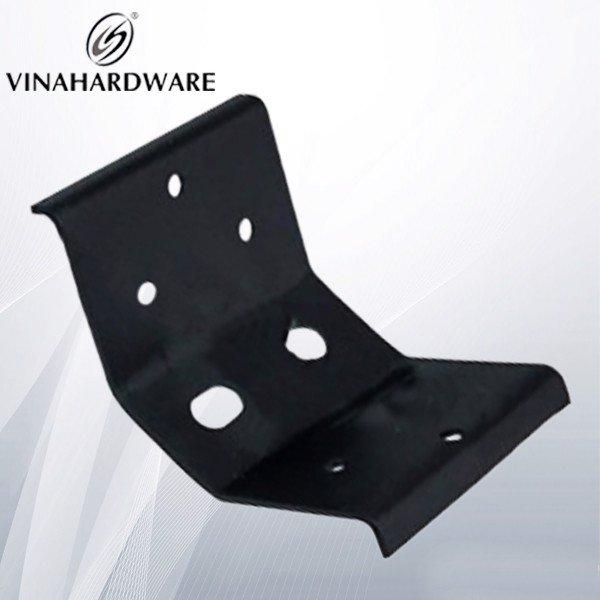 Pát sắt vuông góc chân bàn tủ P1367