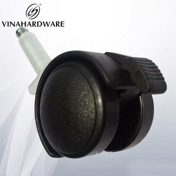 Bánh xe ghế loại Ti đường kính bánh 40mm CT8232