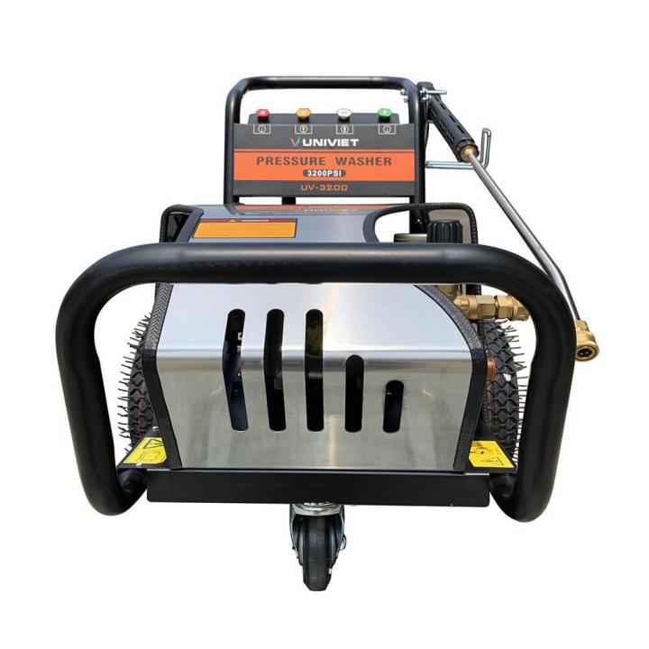 Máy rửa xe cao áp tự ngắt motor UNIVIET UV-3200TTS