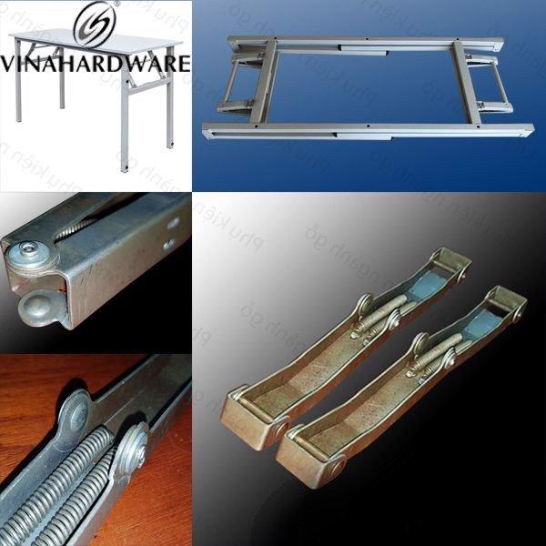 Bộ bản lề pát sắt cho bàn xếp gọn VINA028457