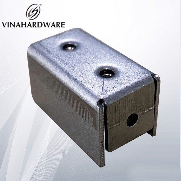 Pát sắt U tháo ráp nhanh sắt hộp 20x20mm VNH2020