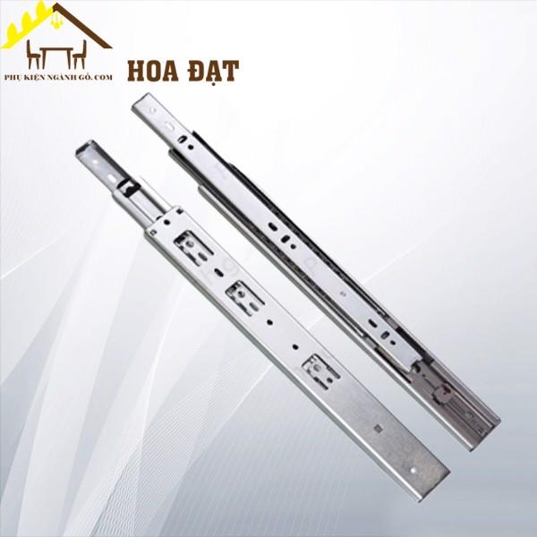 Ray bi giảm chấn 3 tầng bản 45mm (nhiều kích thước) DTC SBS0345350Z30