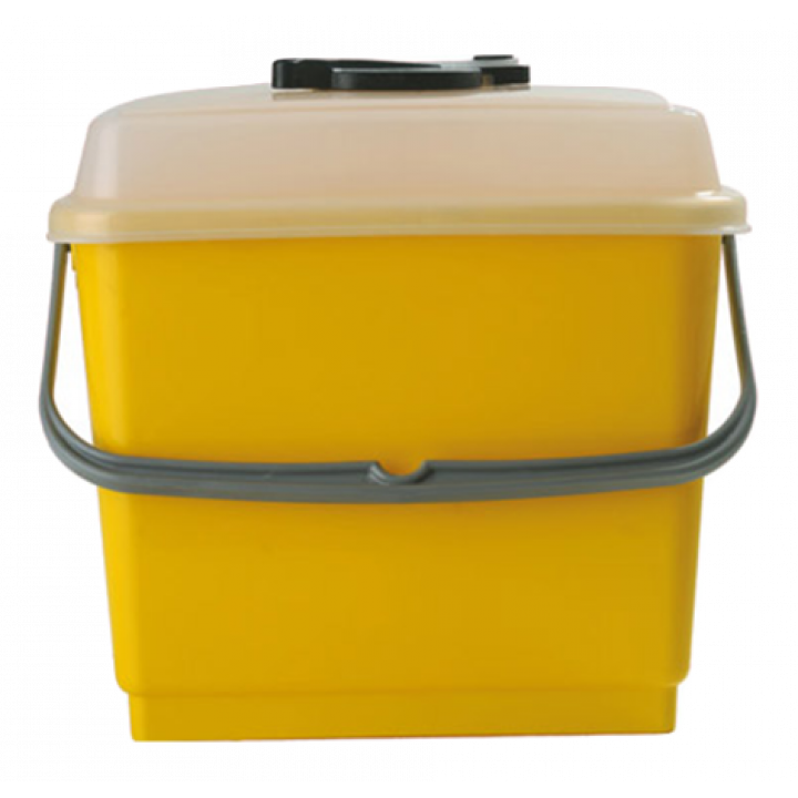 Khăn lau Hagleitner hupBOX yellow