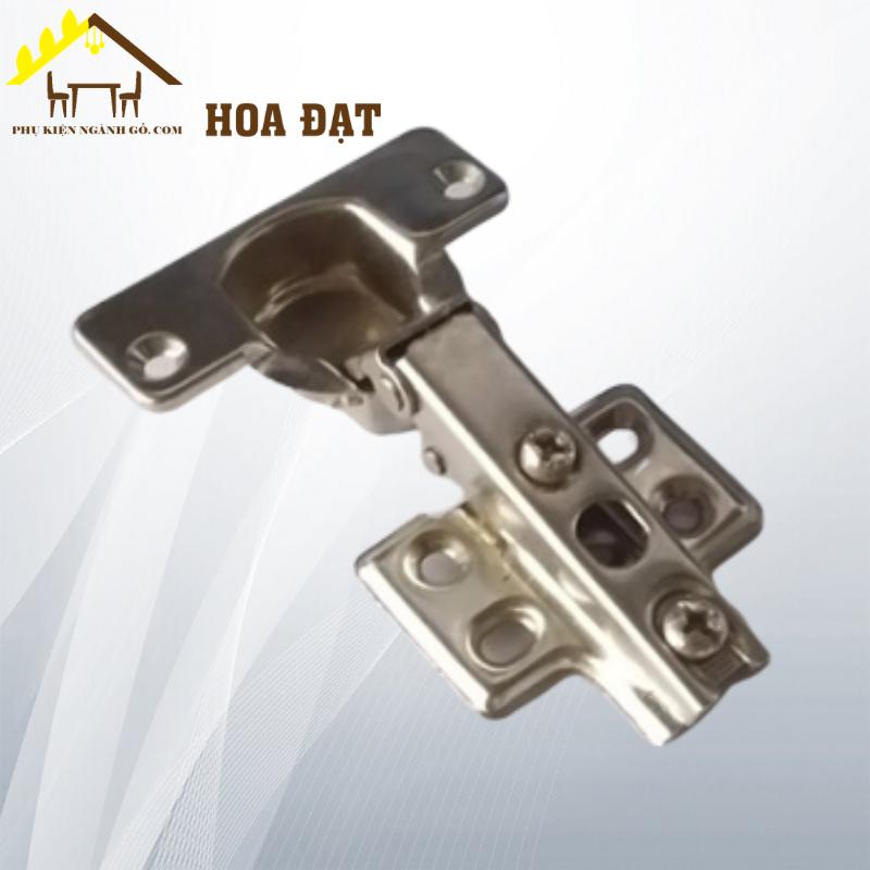 Bản lề bật giảm chấn thẳng đế tháo nhanh H989IA (cái)