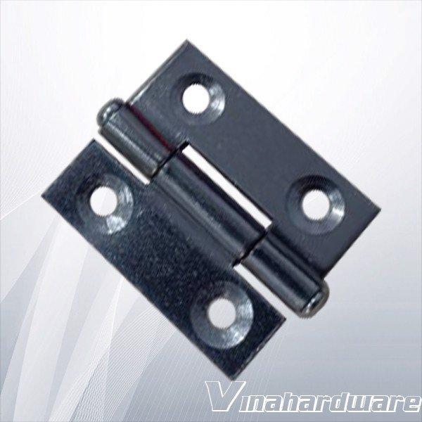 Bản lề lá Inox 201 dài 25mm ngang 22mm H0825 (Cái)