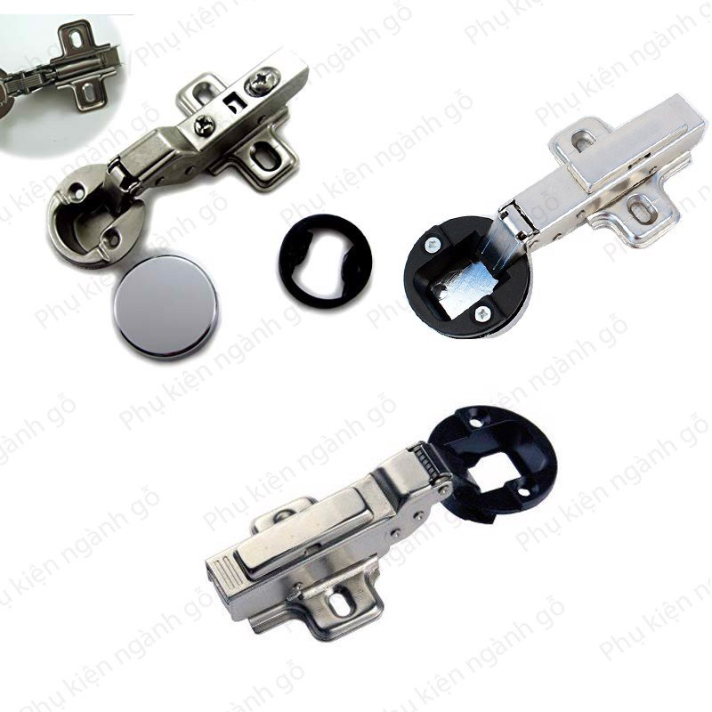 Bản lề nắp bật cho kính giảm chấn H0032B1 Cup 26mm