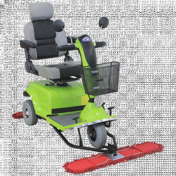 Xe lau sàn ngồi lái Super Cleaner CS-B1