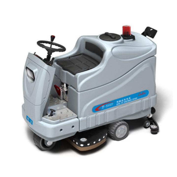 Xe chà rửa sàn liên hợp Clean Tech CT2010
