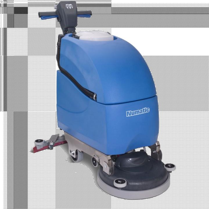 Máy chà rửa sàn liên hợp Numatic TT 4055