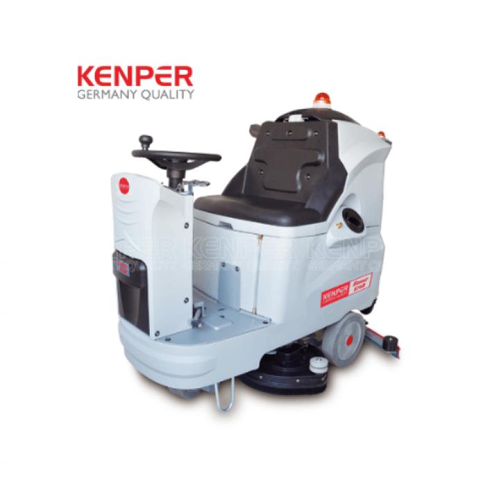 Máy chà sàn liên hợp ngồi lái KENPER HUSSAR 870B