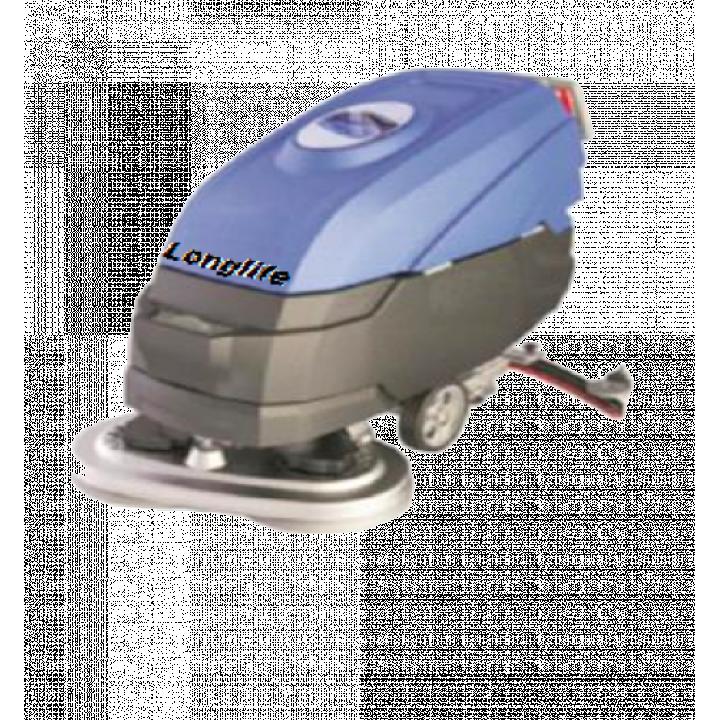 Máy chà sàn liên công nghiệp tự động liên hợp Longlife/Strongman XD650