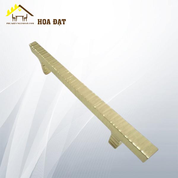 Tay nắm tủ màu vàng đồng dài 250mm, lỗ vít 175mm VNH H250V (cái)