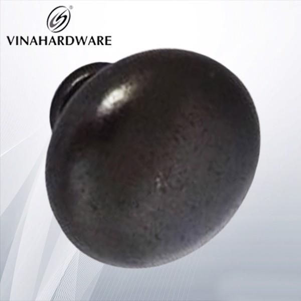 Núm tay nắm tủ giả cổ đen VNH HD0071 (Cái)