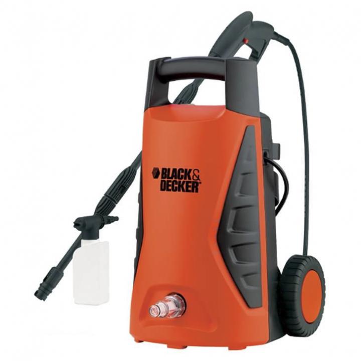 Máy phun xịt áp lực Black&Decker PW1370TD-B1
