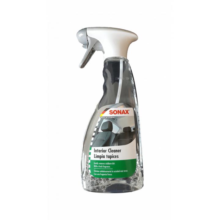 Dung dịch làm sạch nội thất xe Sonax 321200 500 ml