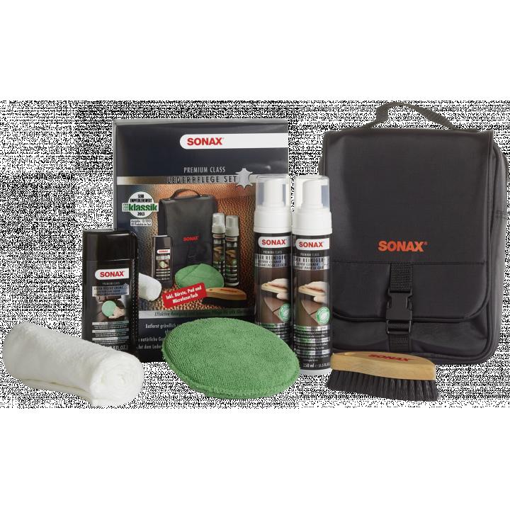 Bộ làm sạch và chăm sóc da Sonax premiumclass 281941