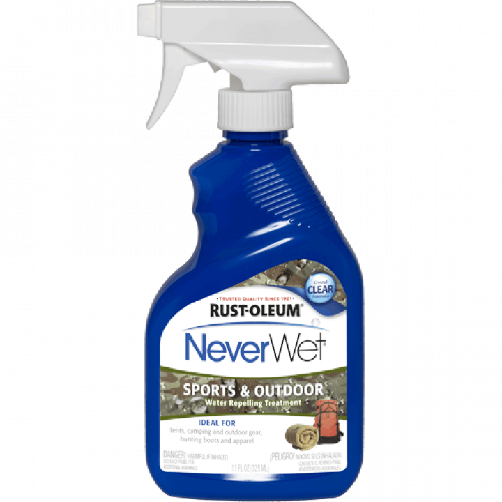 Dung dịch chống thấm ướt Rust-Oleum Never Wet (hunting & outdoor)