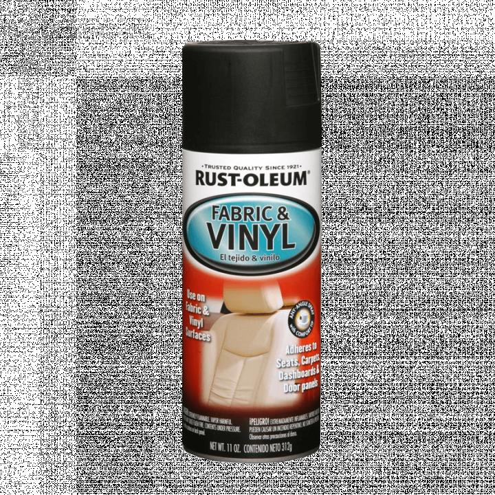Hoá chất phục hồi màu sắc cho da xe Rust-Oleum Fabric Vinyl