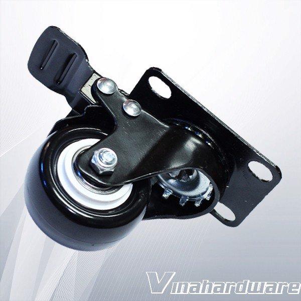 Bánh xe đẩy công nghiệp có khóa (nhiều loại) CT2058