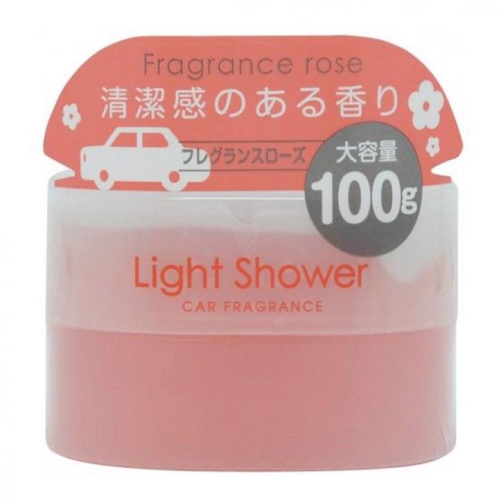 Sáp thơm ô tô Light Shower mùi Rose Diax 7727