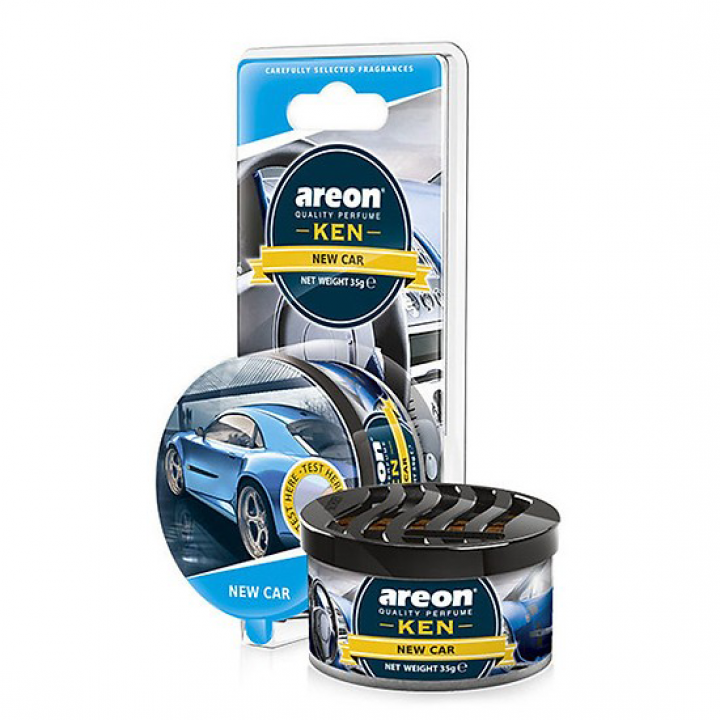 Sáp thơm Ken Areon AKB11 New Car