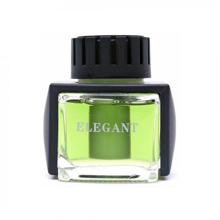 Nước hoa ô tô Elegant Big Bottle mùi Jasmine Exotica ELG-JAS