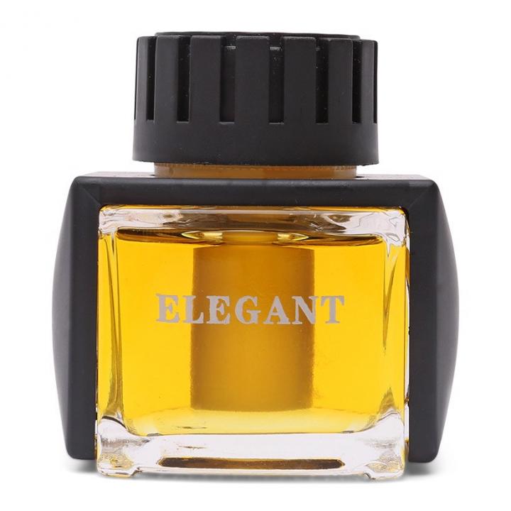 Nước hoa ô tô Elegant Big Bottle mùi Vanilla Exotica ELG-VAN
