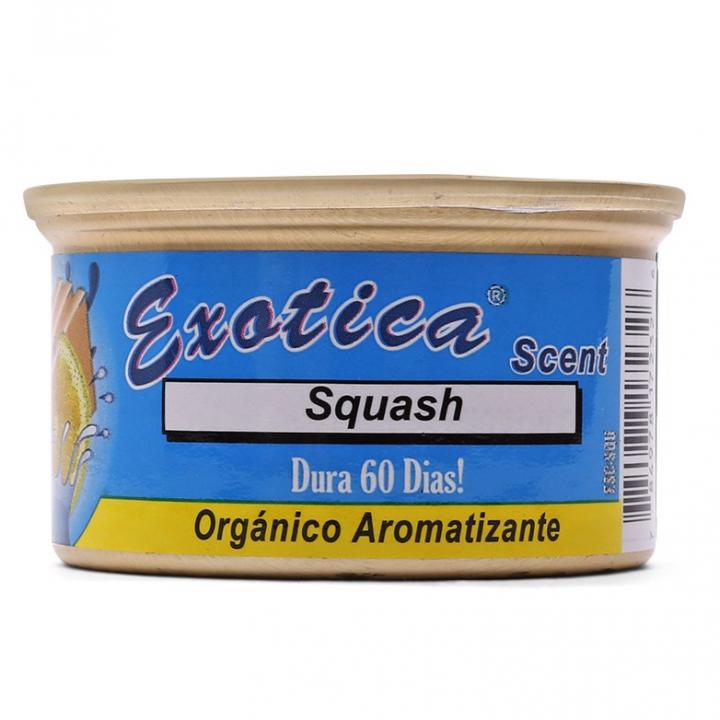Sáp thơm hộp tròn mùi Squash Exotica ESC-SQU