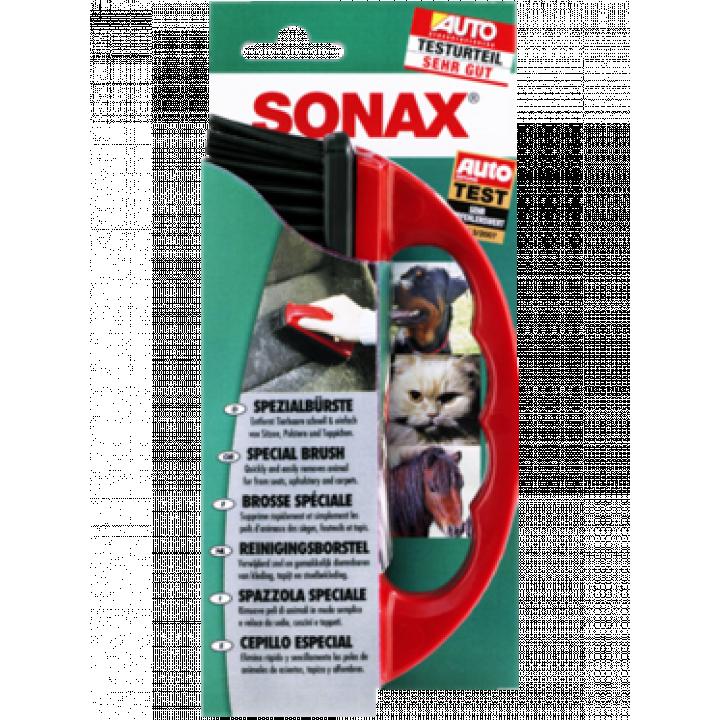 Chổi chải lông vật nuôi trong xe Sonax 491400