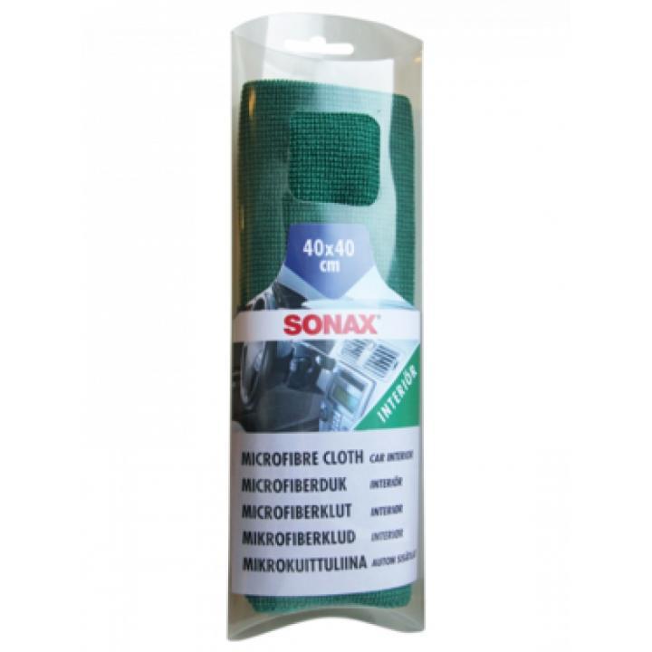 Khăn siêu sợi lau kính và nội thất Sonax 416500