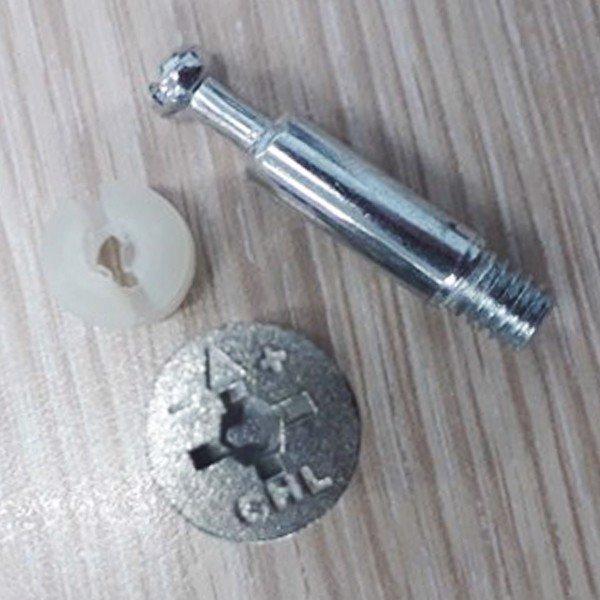 Bộ ốc liên kết ren nhuyễn thân 35mm SP286059