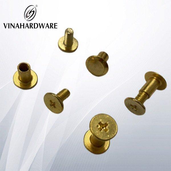 Đinh Rive màu vàng RV48 | Rivet nails RV48