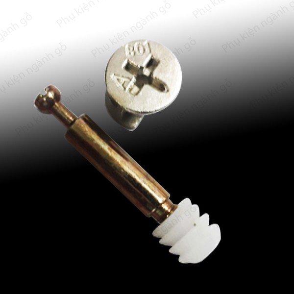 Bộ ốc liên kết cốt 42 mm ren nhuyễn bảy màu SP286026