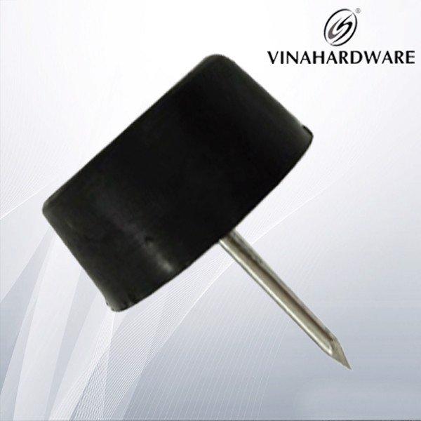 Đinh nhựa màu đen (nhiều kích thước) 20x10mm dài 18mm DND20