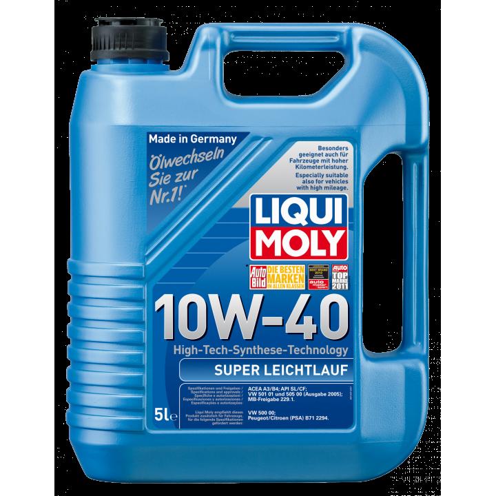 Dầu nhớt động cơ Liqui Moly 9504