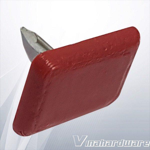 Đinh nhựa màu nâu vuông DN206B