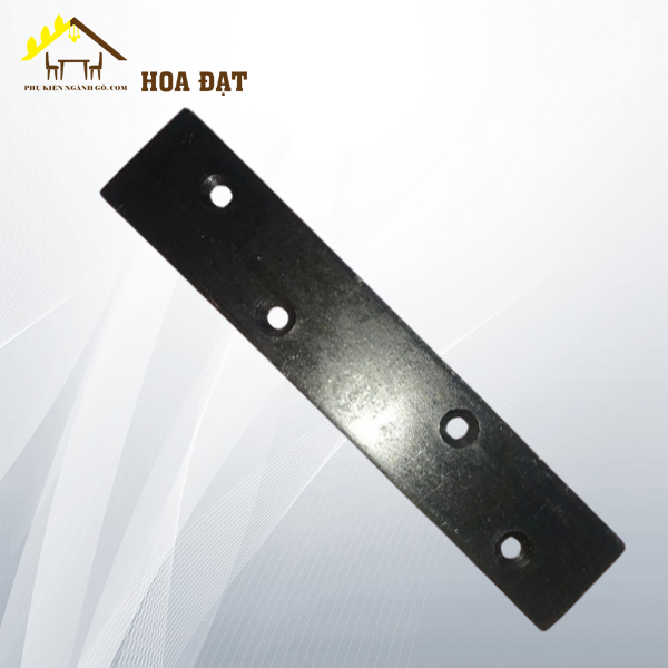 Pát sắt 125x25x3mm xi đen VNH P25125B (Cái)