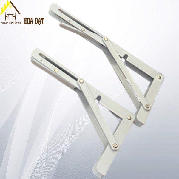 Pát sắt vuông xếp gọn 200-400mm VNH P200 (cặp)