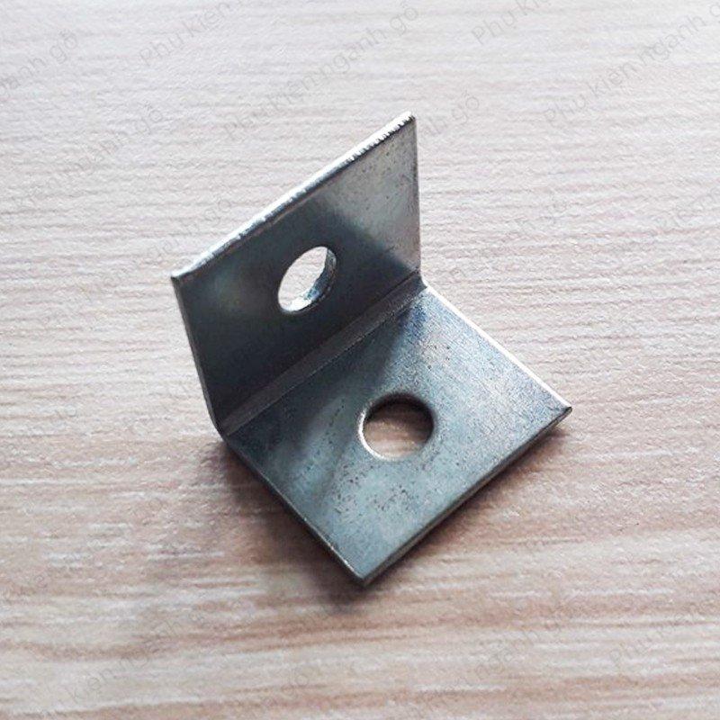 Pát (bas) ke vuông 2 lỗ 20mm (nhiều màu) BV2019Y (Cái)
