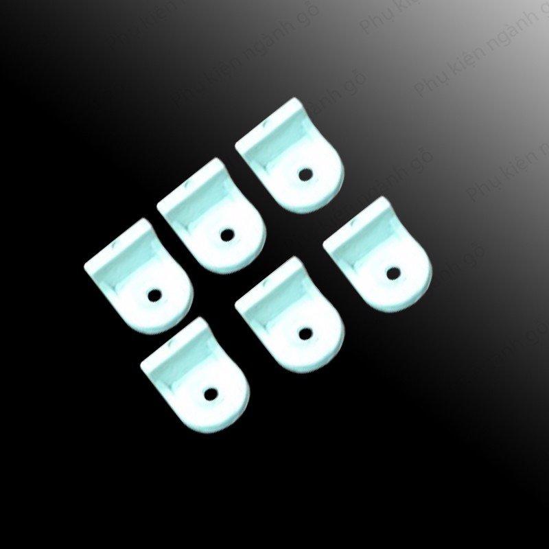 Pát (bas) nhựa góc chức năng ke góc hoặc chốt đỡ kệ BP2626W3