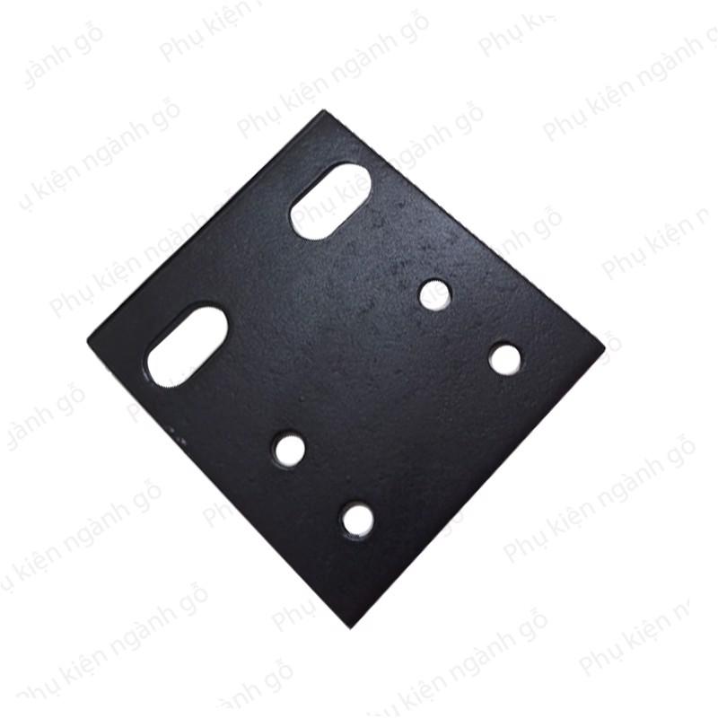 Pat sắt sơn đen 60x55x3mm (Cái)