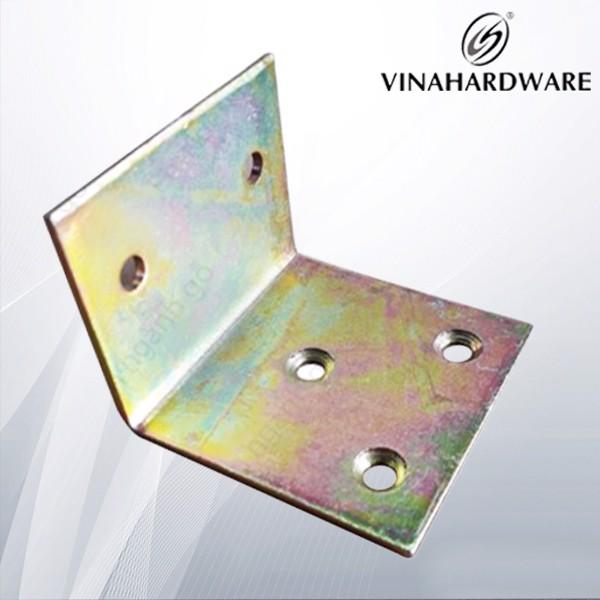 Pát sắt ke vuông bảy màu 40x50x50mm dày 2mm P4557