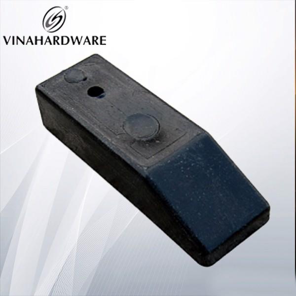 Pát chặn bằng nhựa màu đen PP4515