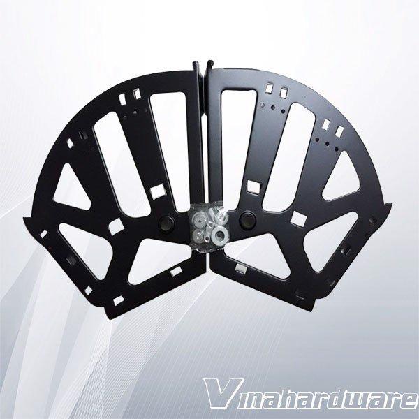 Bản lề tủ giày 3 tầng thông minh bằng sắt SP286100