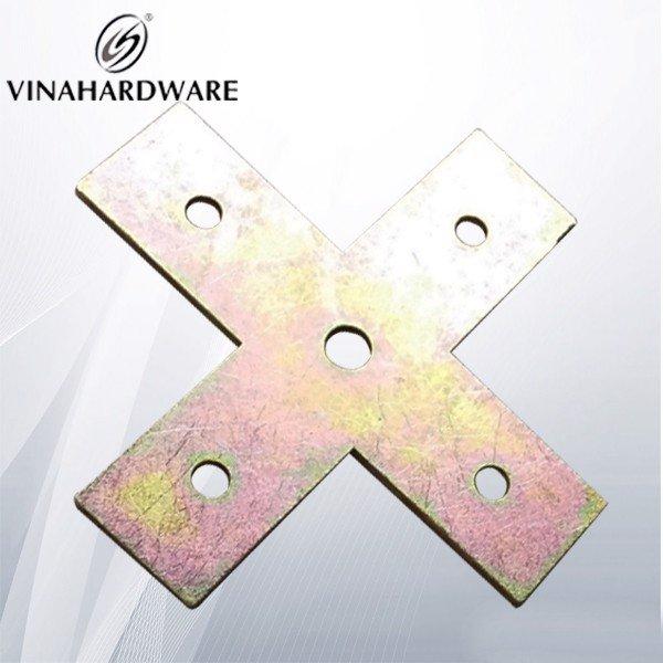 Pát sắt chữ thập liên kết ván gia công theo yêu cầu BT1010