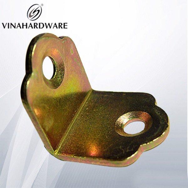 Pát sắt vuông hình bông mai bảy màu P63912
